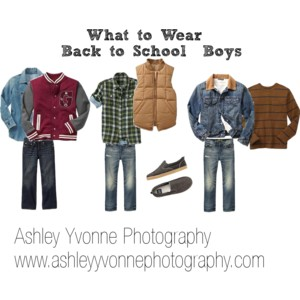 What to wear to school in fall