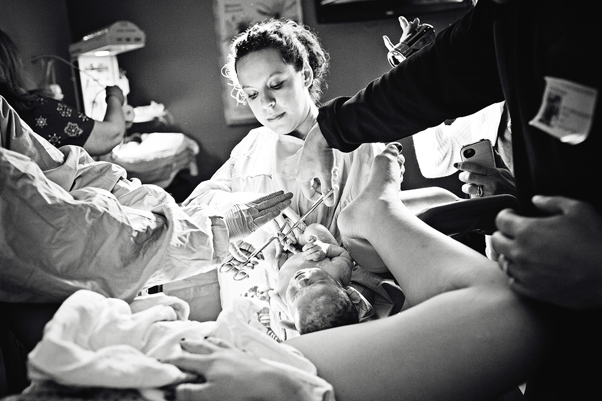 Information About Birth Photography