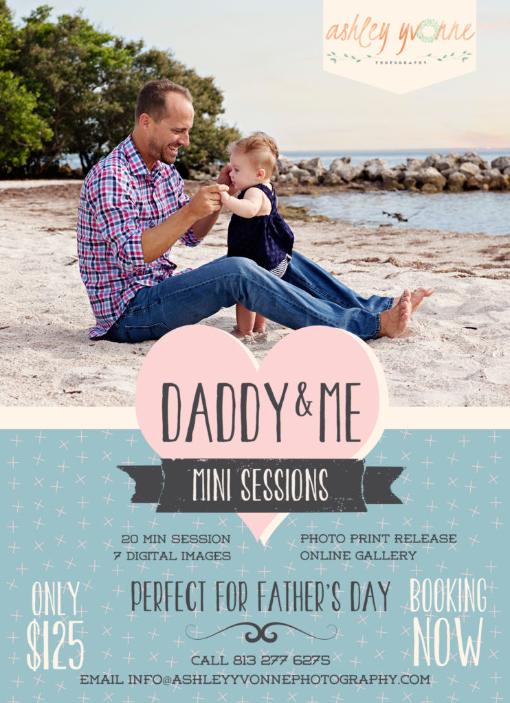 Daddy & Me tampa photos